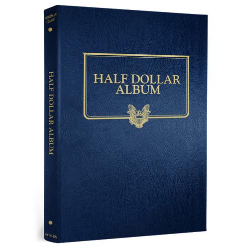 Half Dollar Album - Blank