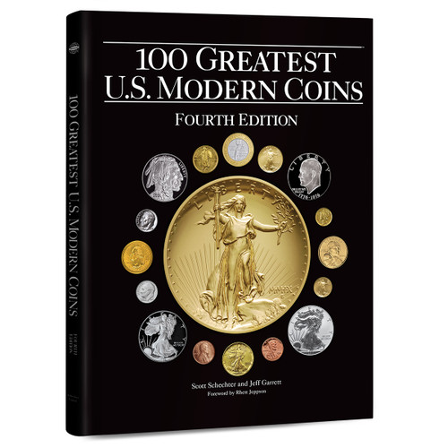 100 Greatest U.S. Modern Coins, 4th Edition