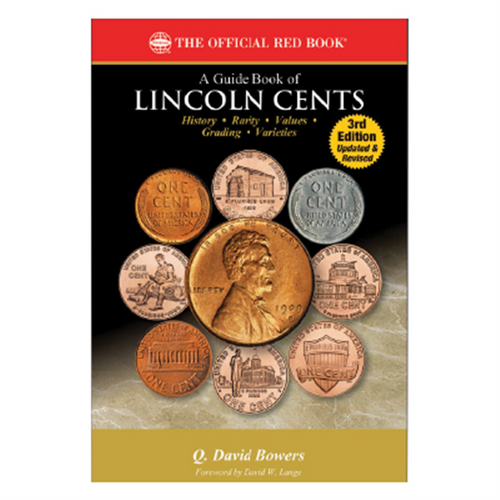 A Guide Book of Lincoln Cents 3rd Edition
