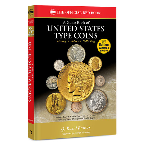 Guide Book of U.S. Type Coins, 3rd Edition