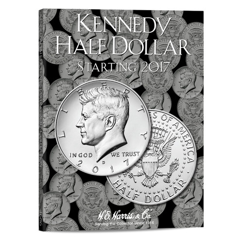 Kennedy Half Dollar Starting 2017