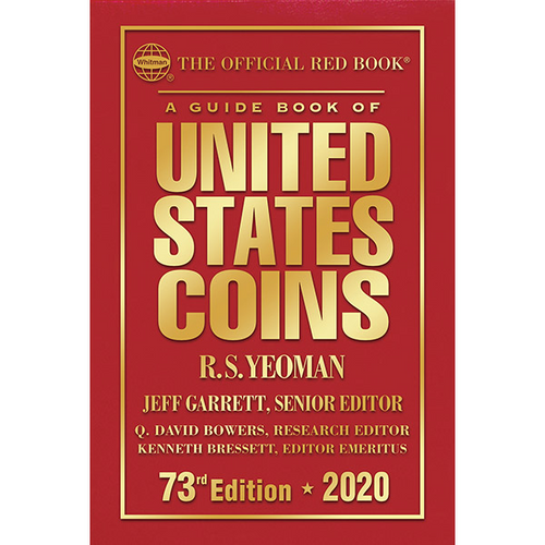 2020 Official Red Book of United States Coins - Hard Cover