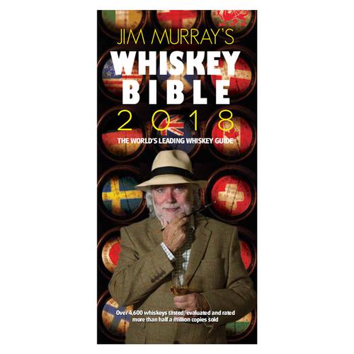 Jim Murray's Whiskey Bible 2018