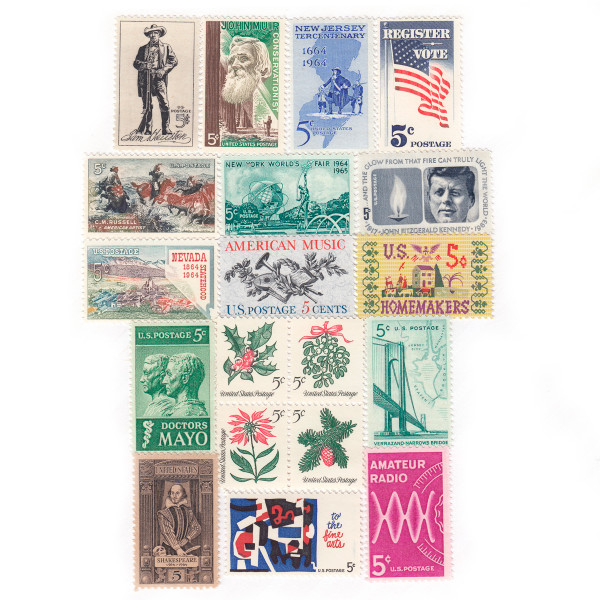 1964 Commemorative Mint Year Set