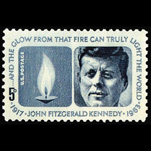 1964 5c John F. Kennedy Mint Single