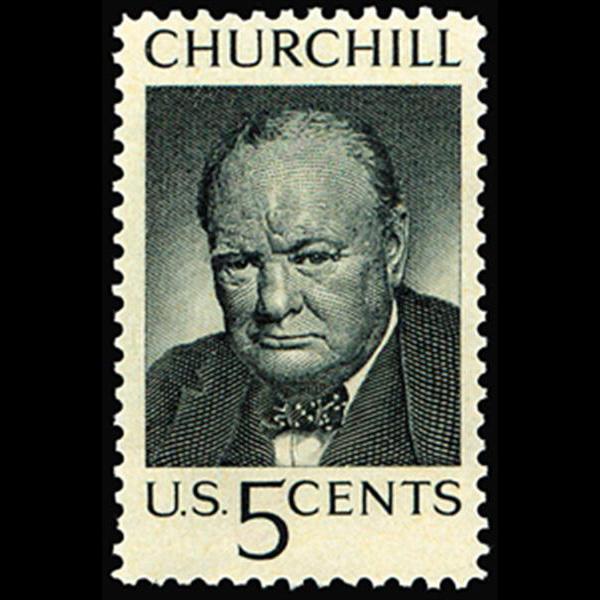 1965 5c Winston Churchill Mint Single
