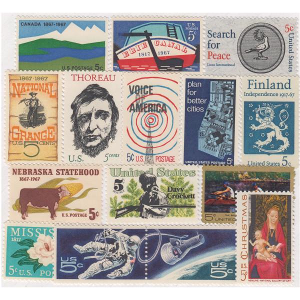 1967 Commemorative Mint Year Set