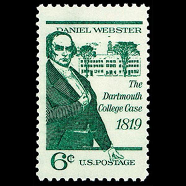1969 6c Dartmouth College Mint Single