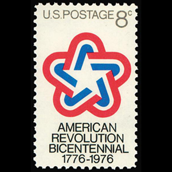 1971 8c American Revolution Mint Single