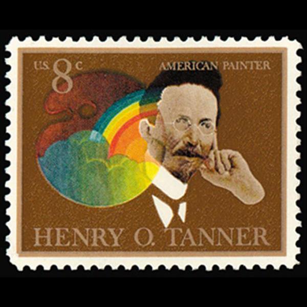 1973 8c Henry O. Tanner-Artist Mint Single