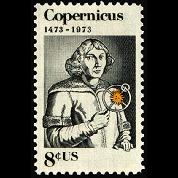 1973 8c Nicolaus Copernicus Mint Single