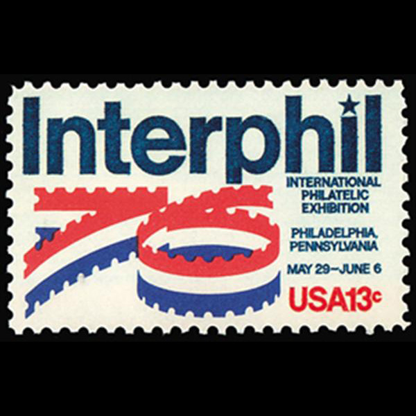 1976 13c Interphil Mint Single