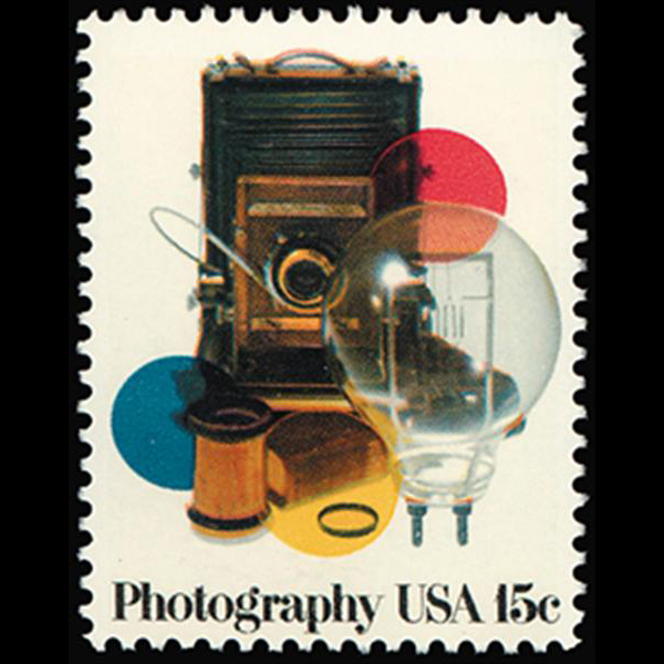 1978 15c Photography Mint Single