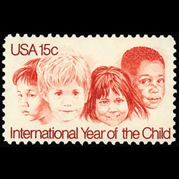 1979 15c International Year of the Child Mint Single