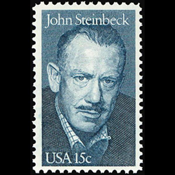 1979 15c John Steinbeck Mint Single