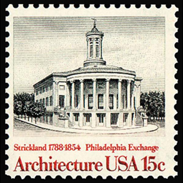 1979 15c Philadelphia Exchange Mint Single