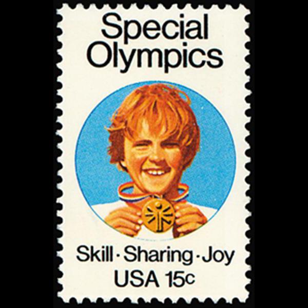 1979 15c Special Olympics Mint Single