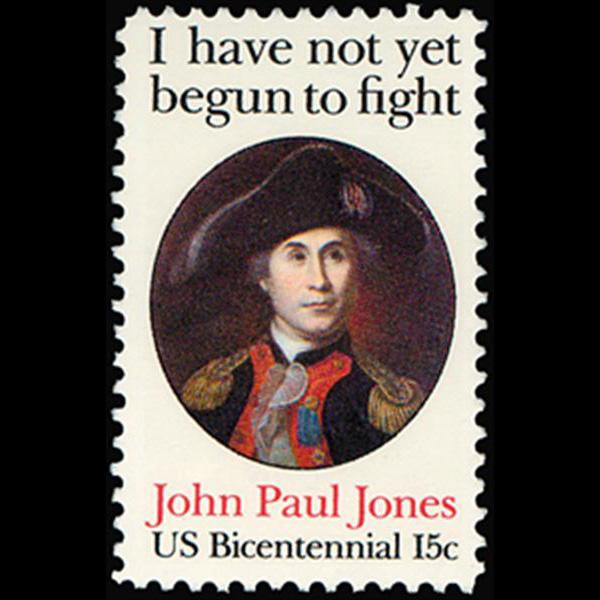 1979 15c John Paul Jones Mint Single