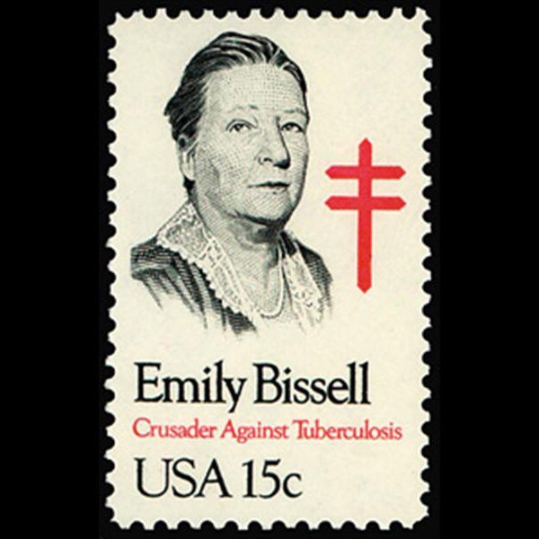1980 15c Emily Bissell Mint Single