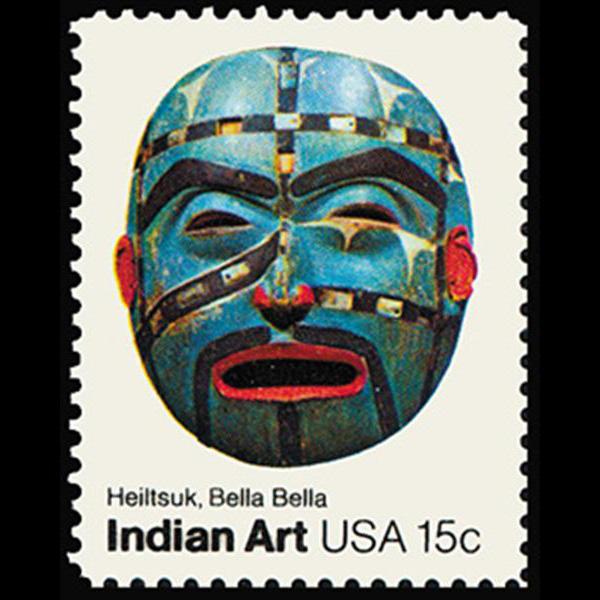 1980 15c Bella Bellla Tribe Mint Single