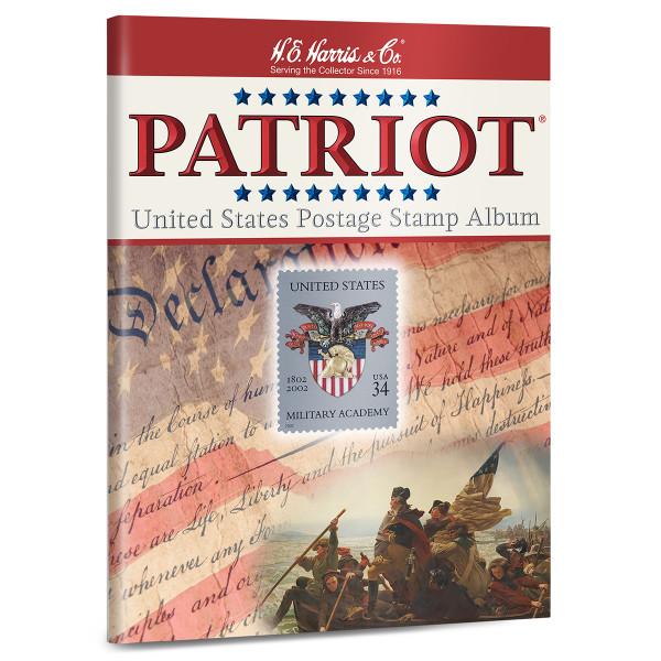 Patriot U.S. Stamp Album