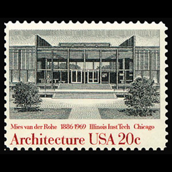 1982 20c Illinois Inst. Tech Mint Single