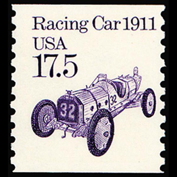 1987 17.5c Racing Car Mint Single