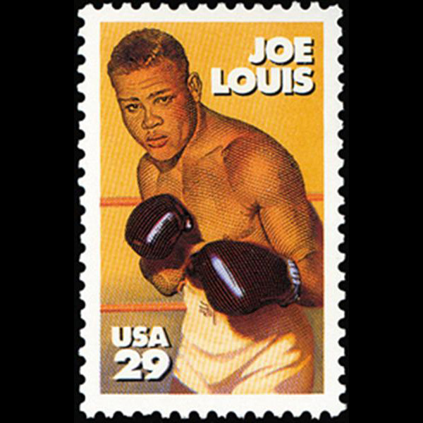 1993 29c Joe Louis Mint Single