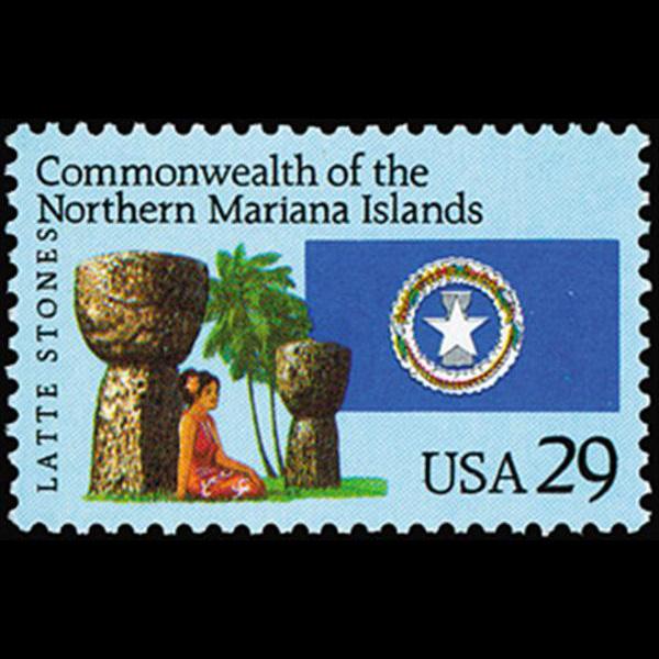 1993 29c Commonwealth of North Mariana Island Mint Single