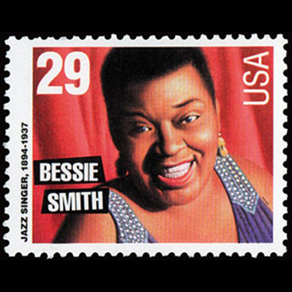 1994 29c Bessie Smith Mint Single