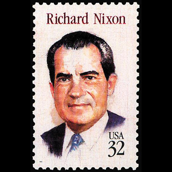1995 32c Richard M. Nixon Mint Single