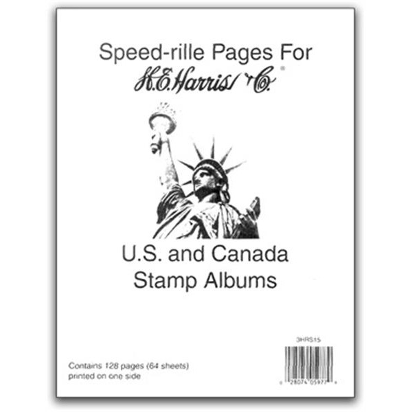 Pages, US/UN/Canada Speedrille