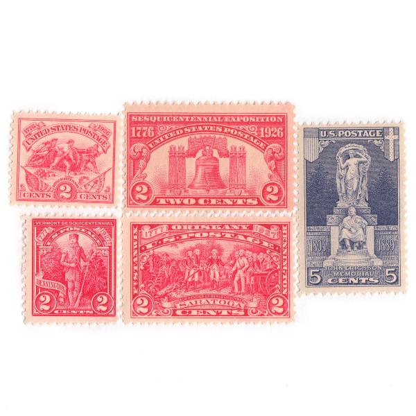 1926-27 Commemorative Mint Year Set