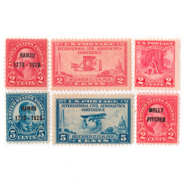 1928 Commemorative Mint Year Set