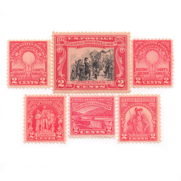 1929 Commemorative Mint Year Set