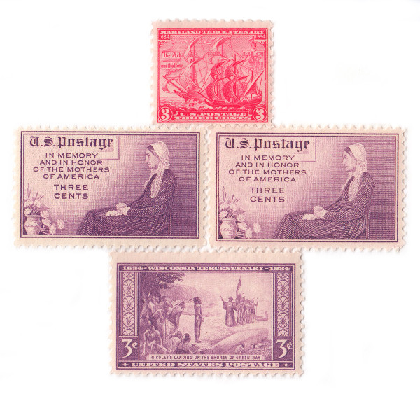 1934 Commemorative Mint Year Set