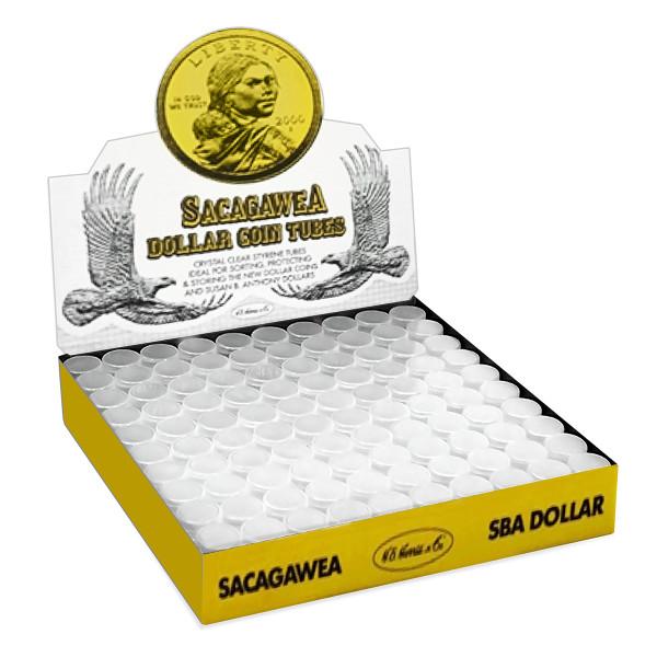SBA/Sacagawea/Presidential Dollar (100 Count)