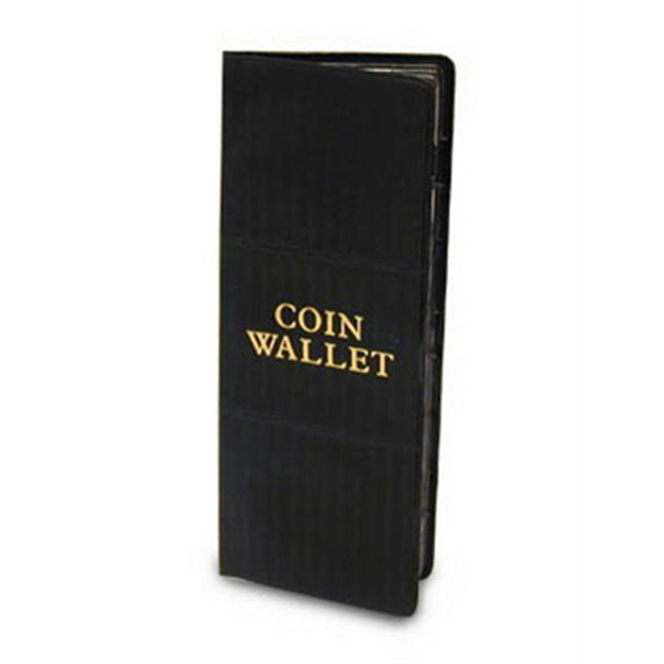 Coin Wallet, 12 Pocket-Bulk