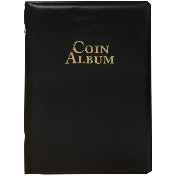 Coin Album, 60 Pocket/W Header