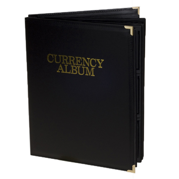 Deluxe Currency Album - Large Notes