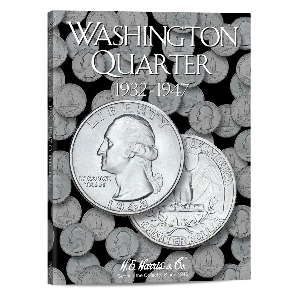 Washington Quarter #1 Folder 1932-1947