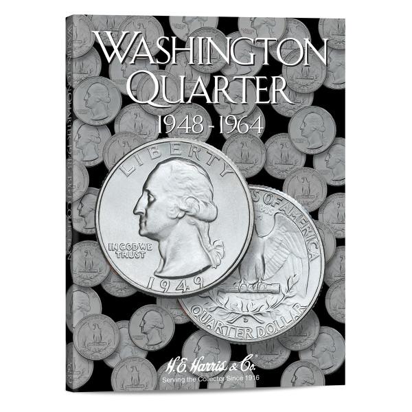 Washington Quarter #2 Folder 1948-1964