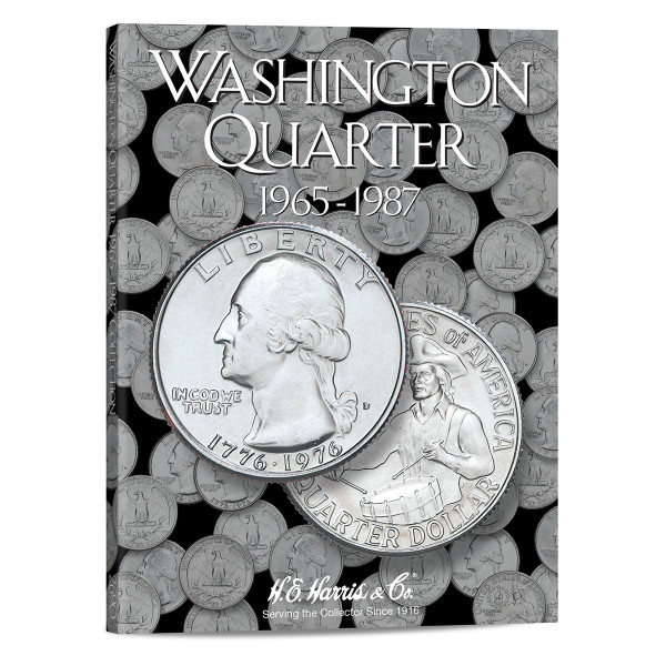 Washington Quarter #3 Folder 1965-1987