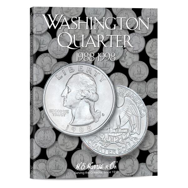Washington Quarter #4 Folder 1988-1998