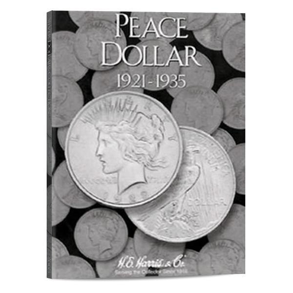 Peace Type Dollar Folder 1921-1935