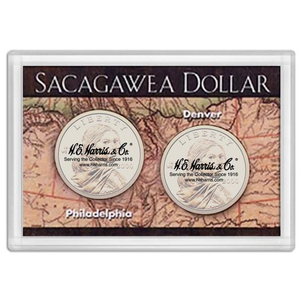 Frosty Case 2X3 Sacagawea Case P&D