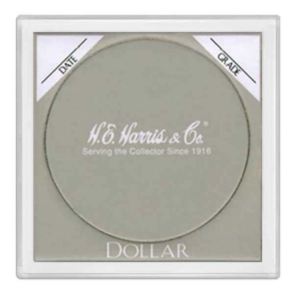 2X2 Color Coded Holder Dollar -25 Per Box