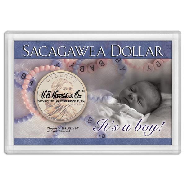 Frosty Case 2X3 Sacagawea Its A Boy