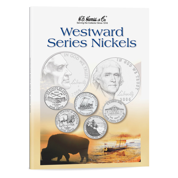 Westward Journey Nickel Series Folder 2004-2006