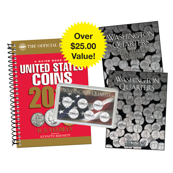 A Guide Book of United States Coins Mail-in Offer
